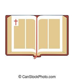 ábra, bible., lakás, nyílik