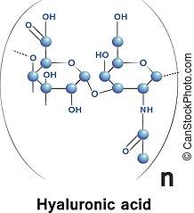 ácido, hyaluronic