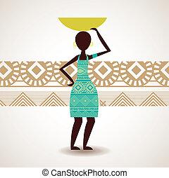 áfrica, desenho