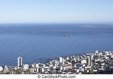 áfrica sul, cidade