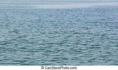 água mar