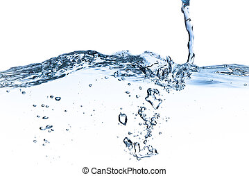 água, respingue