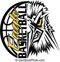 águia, basquetebol