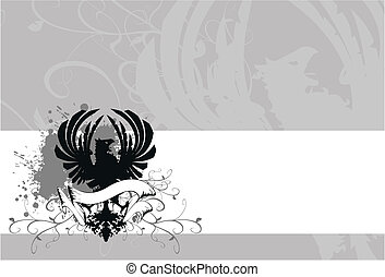águia, heraldic, arms4, agasalho