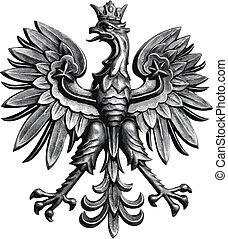 águia, polônia
