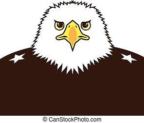 águila, general