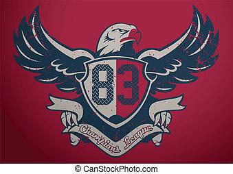 águila, league., campeones