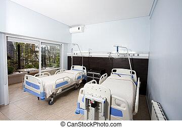 ágyak, középcsatár, rehabilitáció