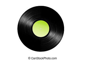 álbum, registro, vinilo