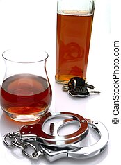 álcool, e, a, lei