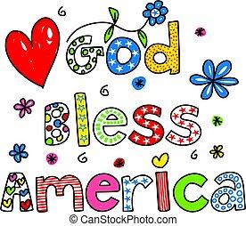 áld, isten, amerika