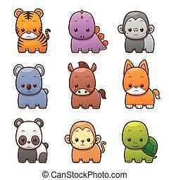 állatok