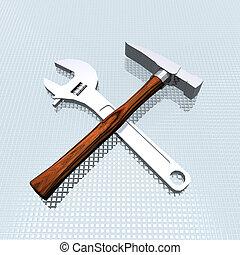 állhatatos, eszközök