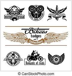 állhatatos, jelvény, motorkerékpár, alapismeretek, szüret, elnevezés, tervezés
