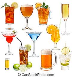 állhatatos, közül, különböző, iszik
