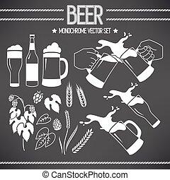 állhatatos, közül, sör