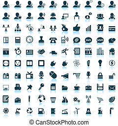 állhatatos, kereskedelmi ügynökség, ikon