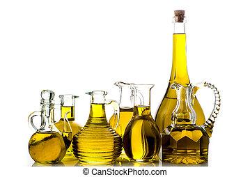 állhatatos, rendkívüli, szűz, olaj, olajbogyó, bögre