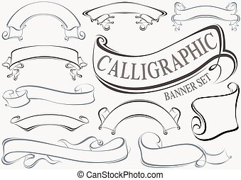 állhatatos, transzparens, calligraphic