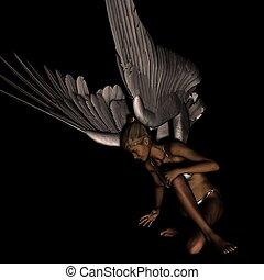 ángel, 35