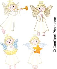 ángeles, conjunto