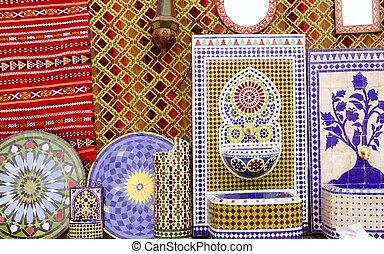 Azul roto azulejos trencadis mosaico azul azulejos for Azulejos rotos decoracion