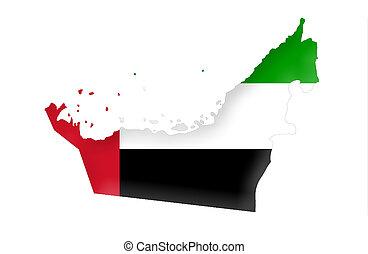 árabe, unido, emiratos