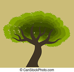 árbol africano
