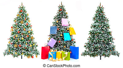 árbol., navidad