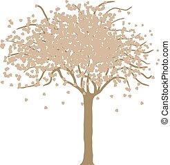 árvore, artisticos