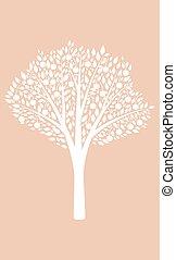 árvore cereja