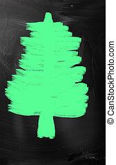 árvore natal