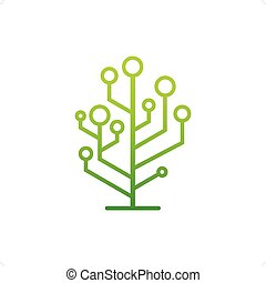 árvore, processador
