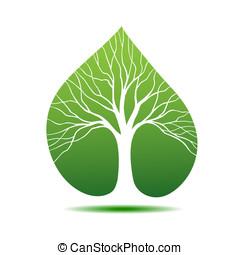 árvore, símbolo