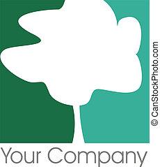 árvore, seu, companhia