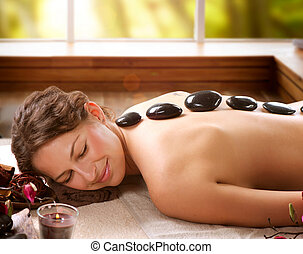 ásványvízforrás, salon., megkövez, massage., dayspa