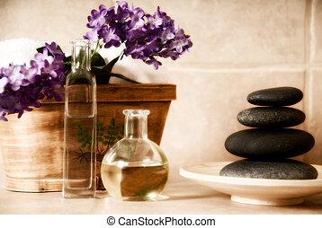 ásványvízforrás, termékek