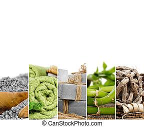 ásványvízforrás, wellness, elegyít