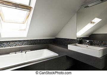ático, luz, cuarto de baño, espacioso