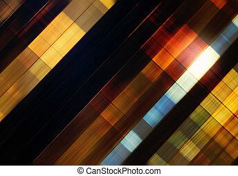 átló, elvont, világítás, háttér, struktúra