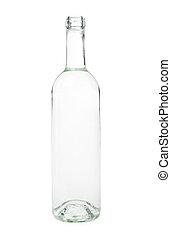 áttetsző, palack