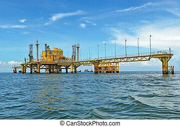 átutalás, olaj, fennsíkok