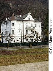 áustria, repouso luxuoso, salzburg