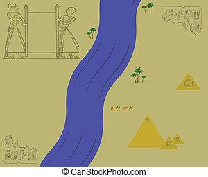 ägypten, tal