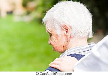 äldre bry