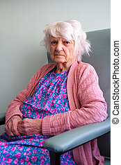 äldre medborgare