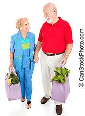 älter, käufer, -, erneuerbar, ressourcen
