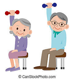 älter, trainieren