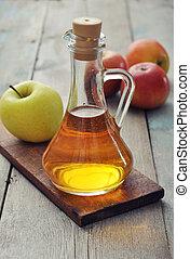 äpple äppeljuice, ättika