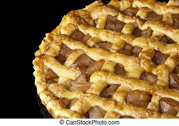 äpple tårta